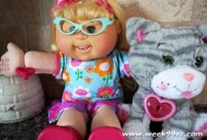cabbage patch kids and pets review