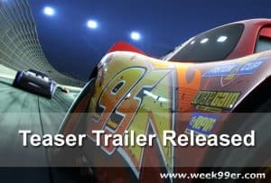 Cars 3 – Official Teaser Trailer is Here and it's Amazing! #CARS3