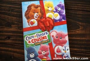 Care Bears And Cousins: Take Heart Volume 1 now on DVD