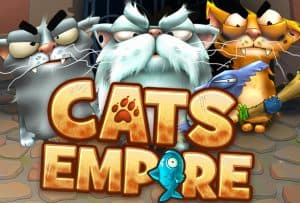 A Game with Cat-titude – Cat's Empire is Now Available