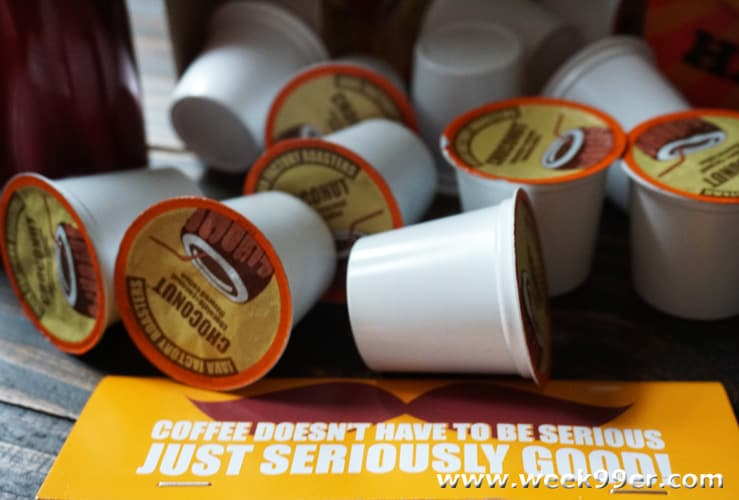 java factory choconut kcups review