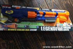 Keep the Battle Going Longer with a LegendFire Powershot Blaster