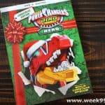 Save Christmas with Power Ranger Dino Charge: Hero