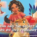 Elena and the Secret of Avalor is Coming to DVD!