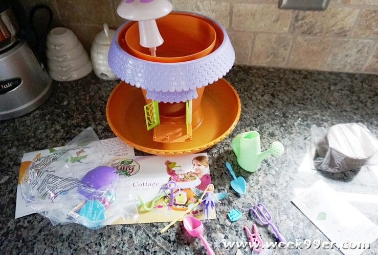 my fairy garden magical cottage review