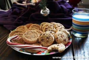 Update Santa's Cookie Plate with Fun Designs from French Bull