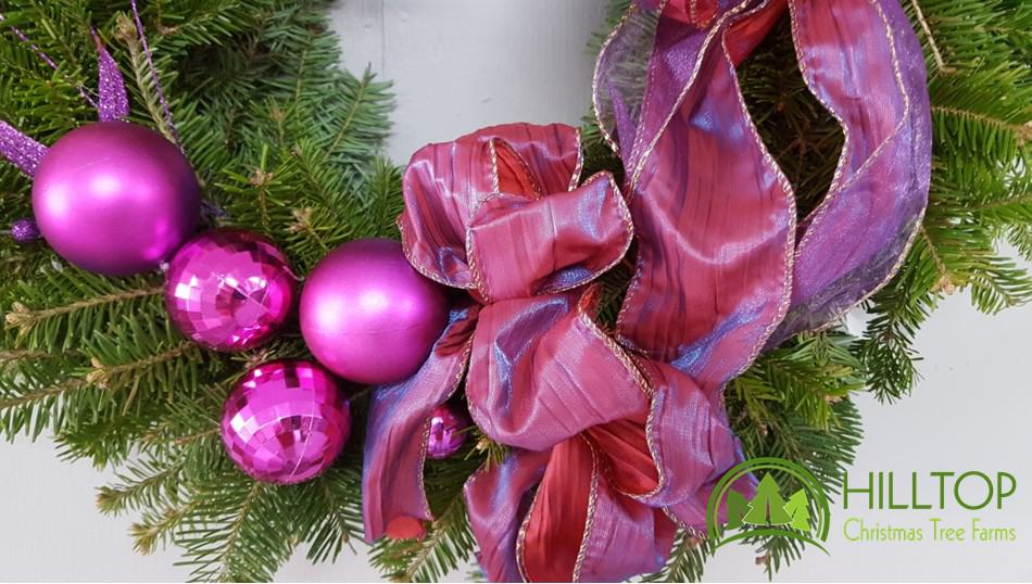 save on fresh wreathes and trees from hilltop christmas tree farms - Hilltop Christmas
