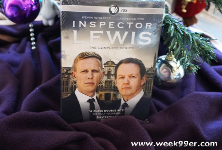 Inspector Lewis Complete Series Review