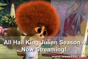 All Hail King Julien Season 4 Now Streaming on Netflix!