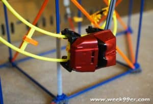 Engineering, Clockwork and Fun with the K'NEX Thrill Rides