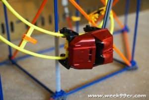k'nex clockwork roller coaster review