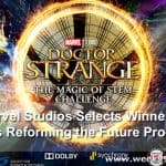 Marvel Studios Selects Winner for Girls Reforming the Future
