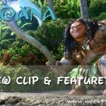 New Moana Clips and Featurette #Moana