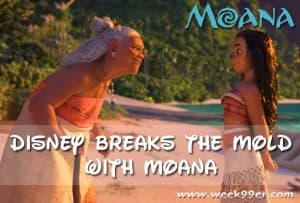 Disney Breaks the Mold with Moana #Moana