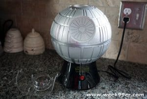 Death Star Popcorn Maker Review