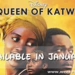 Queen of Katwe Available on Blu-Ray and Digital this January + Bonus Clip #QueenOfKatwe