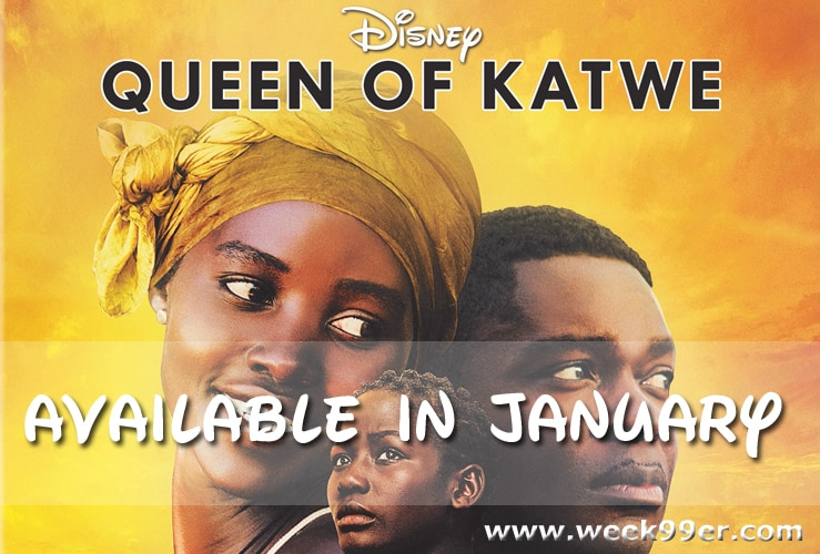queen of katwe dvd release