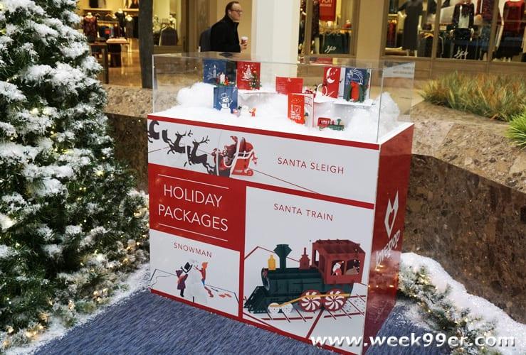 Twelve Oaks Mall Santa's Flight Academy