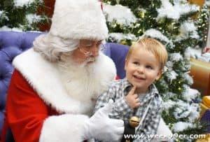 The Holidays Arrive at Twelve Oaks Mall with Santa's Flight Academy