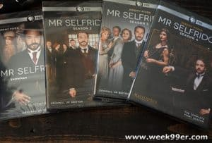 Mr Selfridge Complete Series Review