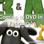 Shaun the Sheep Season 3 and 4 Coming to DVD in February