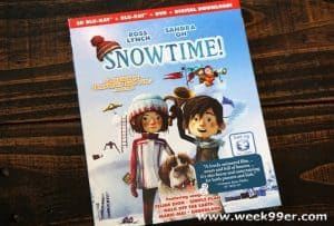 Friendship, Fun  and Snowballs in Snowtime! an All New Movie