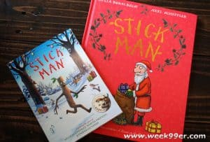 stick man book and movie review