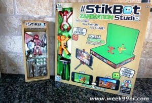 stikbot zanimation studio review
