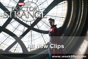 New Clips from Doctor Strange! #doctorstrange #doctorstrangeevent