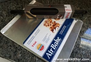 tfal air bake pan and rolling pin review