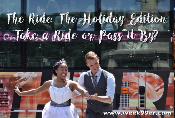 The Ride NYC Holiday Edition Review