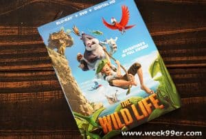 the wild life dvd review