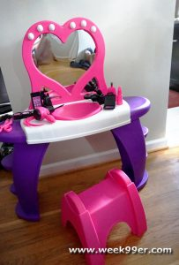 American Plastic toys Deluxe Beauty Salon Review