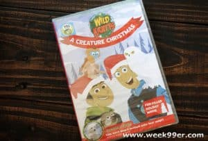 Spend the Holidays with the Wild Kratts in A Creature Christmas