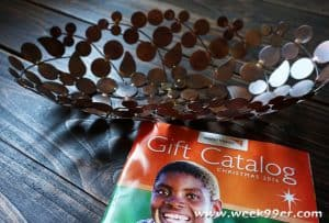 world vision Upcycled Artisanal Bowl review