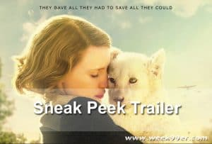 Check Out the Sneak Peek Trailer for The Zookeeper's Wife #TheZookeepersWife