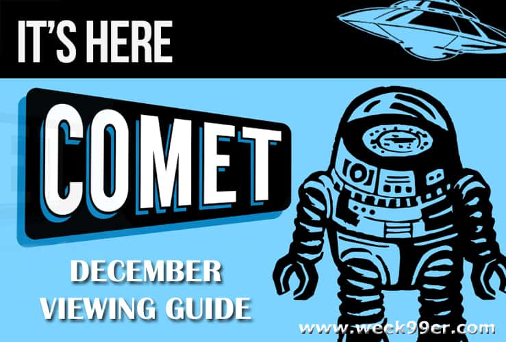 Comet TV December Viewing Guide