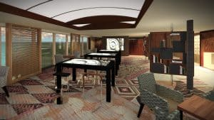 holland america Exploration Central Announcement