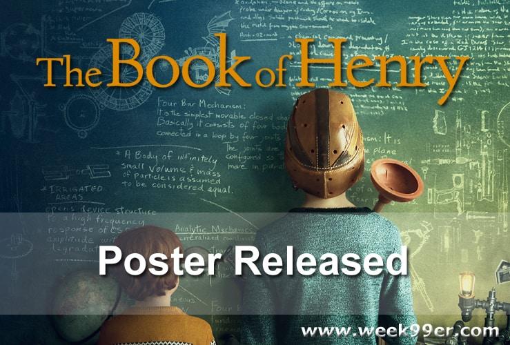 Book of Henry Teaser