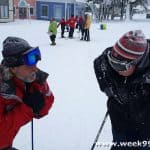 Learning to Ski and Taking Chances at Boyne Mountain #Boynemountain #feelfree