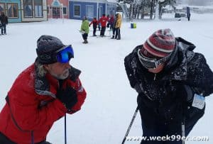 Learning to Ski and Taking Chances at Boyne Mountain #Boynemountain #feelfree