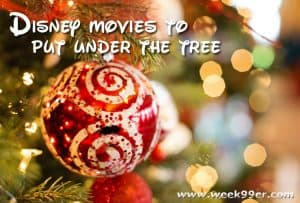Disney Movies to Put Under the Tree this Year