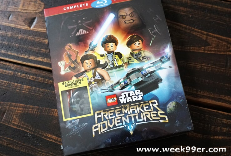 Star Wars The Freemaker Adventures Blu-Ray Review