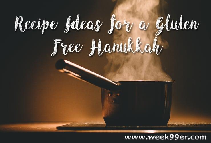 Gluten Free Hanukkah Recipes