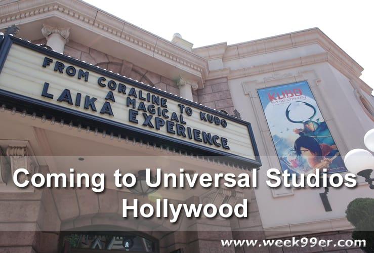 Laika Experience Universal Studios