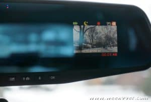 Have an Extra Set of Eyes while Driving with the HD Mirror Cam
