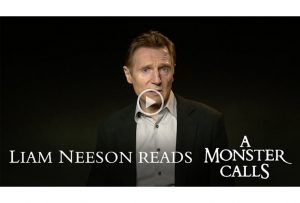 Liam Neeson Reads a Portion of A Monster Calls + Clips #AMonsterCalls