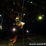 Behind the Scenes of Cirque du Soleil OVO in Detroit #ovocirque
