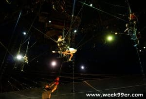 Behind the Scenes of Cirque du Soleil OVO in Detroit #ovocirque