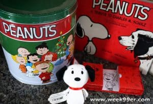 Gift Ideas for the Peanuts lover on your List + Giveaway!
